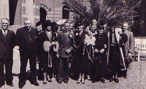 Familie van Gent Trouwdag
